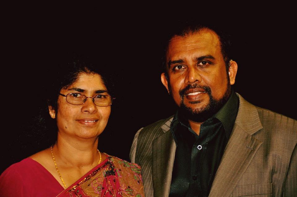 Pastors Ravi & Ranji Lawrence